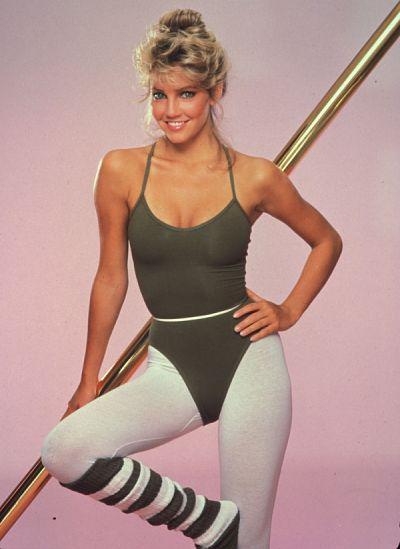 kobieta w stroju sportowym