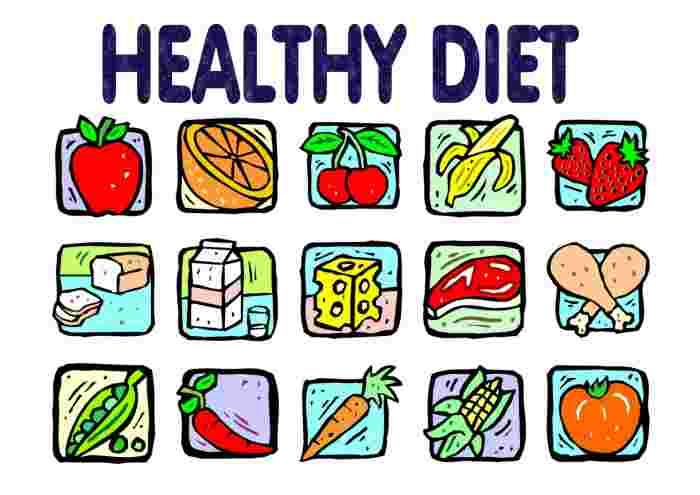 Dieta odchudzająca - 10 rad jak zdrowo schudnąć!
