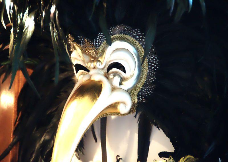 maska karnawalowa