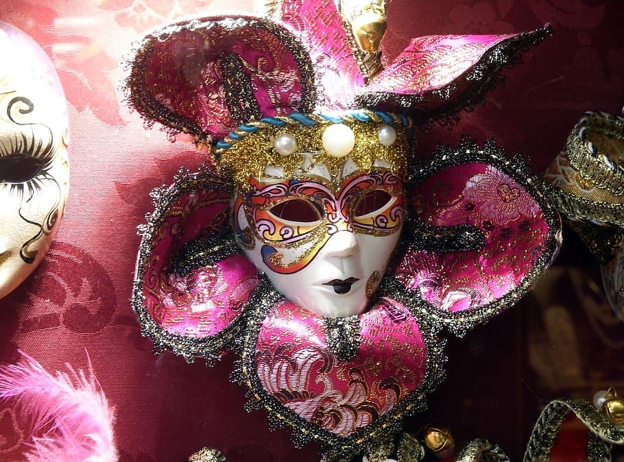 maska - zabawa karnawalowa