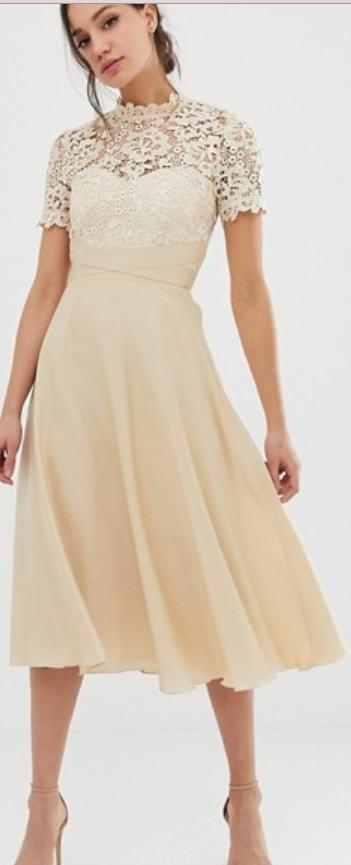 sukienka na studniówkę midi