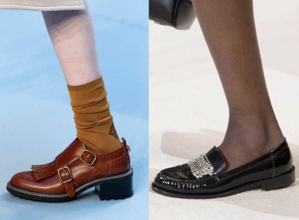 modne buty jesień zima 2021