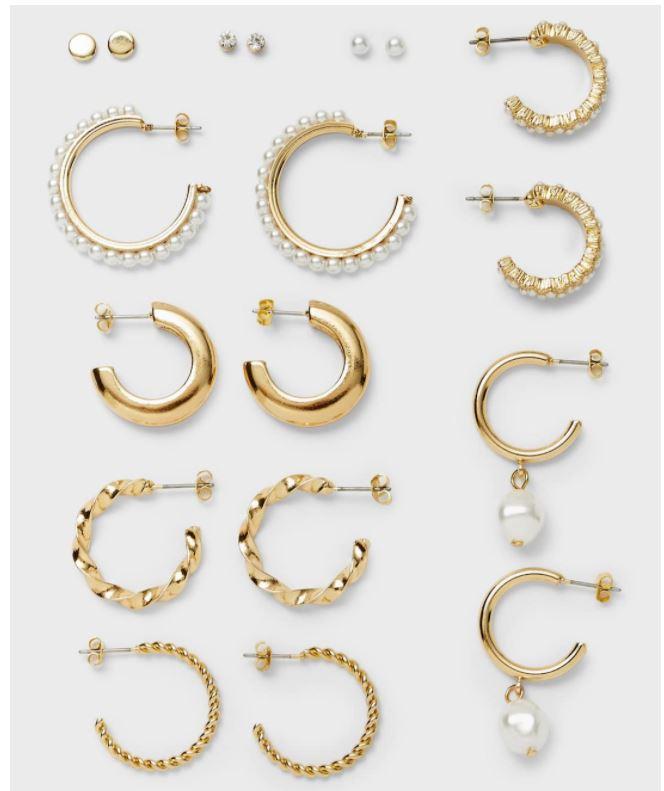 minimalistyczna biżuteria