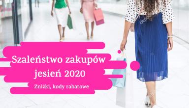 szaleństwo zakupów 2020