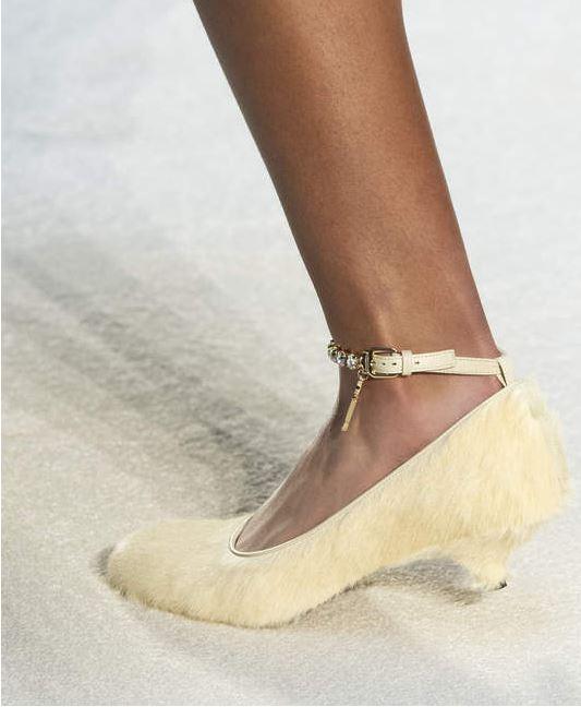 futerkowe buty jesień 2020