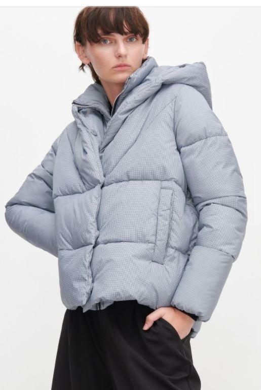 kurtka zimowa puchowa