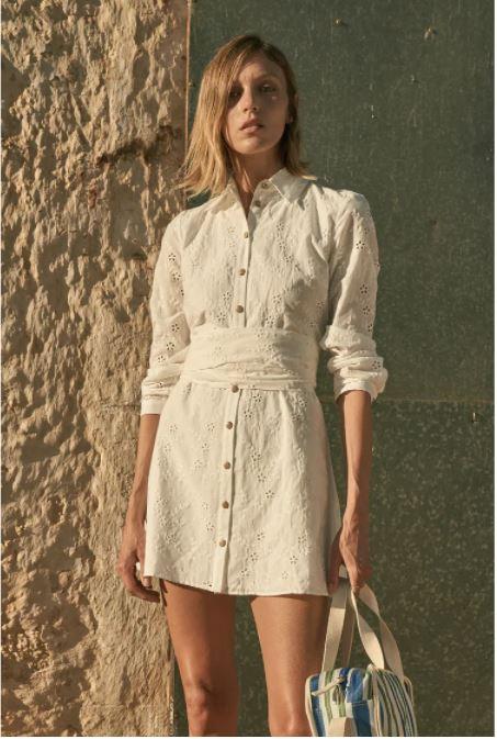 letnia sukienka 2021 biała