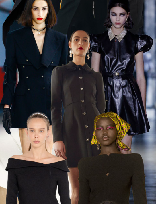 sukienki jesień 2021