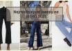 Najmodniejsze jeansy na jesień 2021